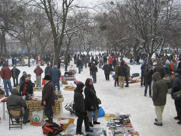 budapest flea market