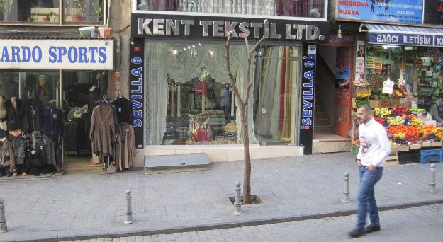 kent tekstil