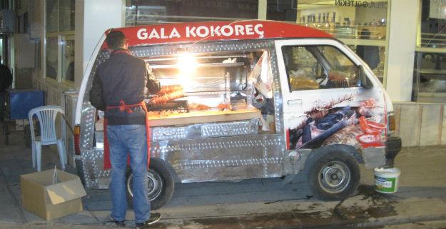 kokorec car