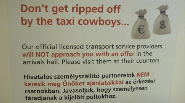 Taxi cowboys