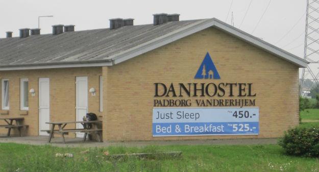 Danish hostel