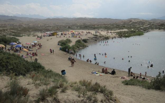 dead salt lake