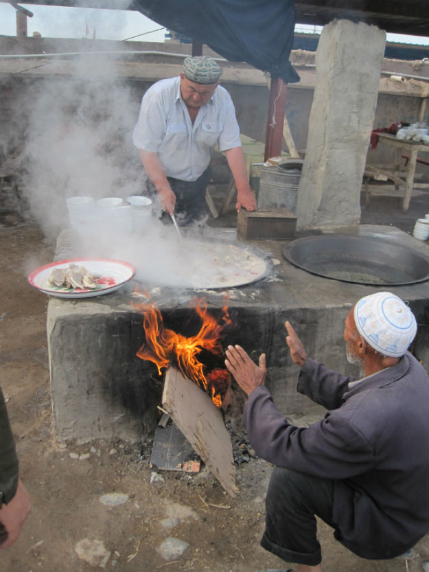 market stew