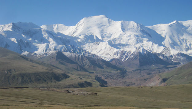 pamir mountains silk road - photo #19