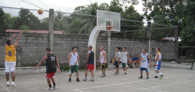 camiguin basketball