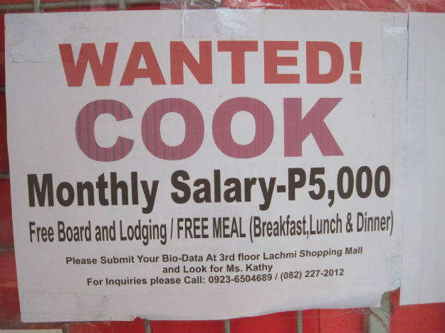 cook ad
