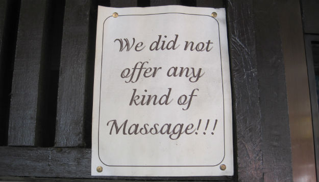 davao massage