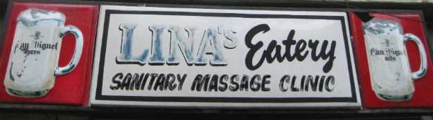 eatery and massage