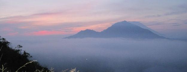 batur view