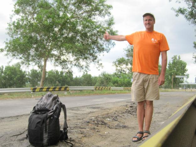 hitchhiking philippines