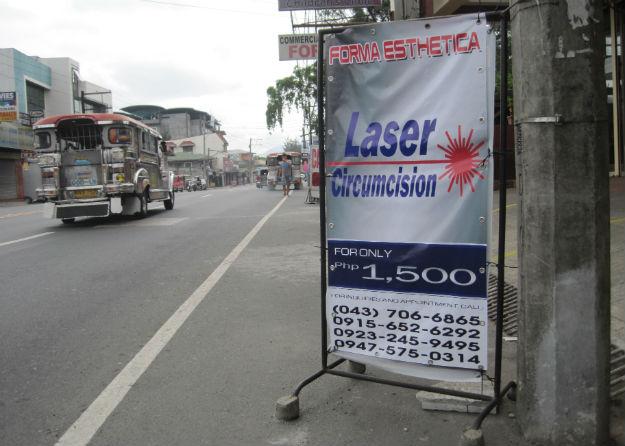 roadside circumcision