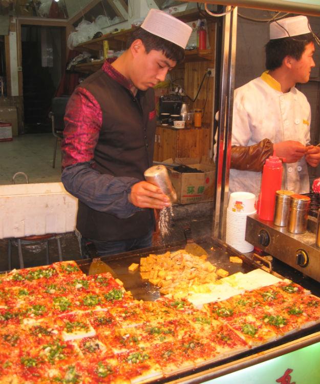 uighur tofu