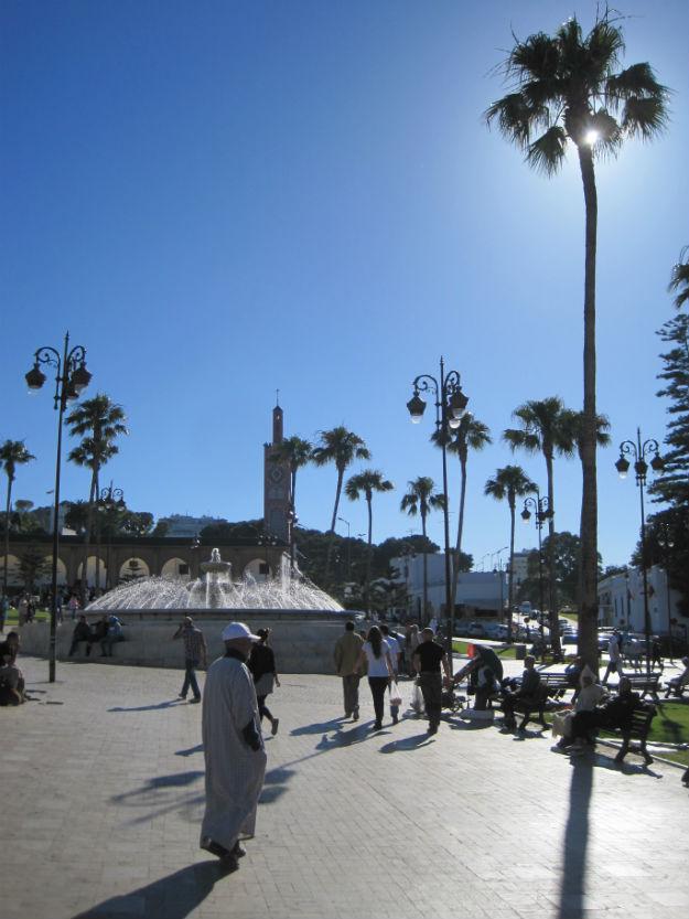 tangier square
