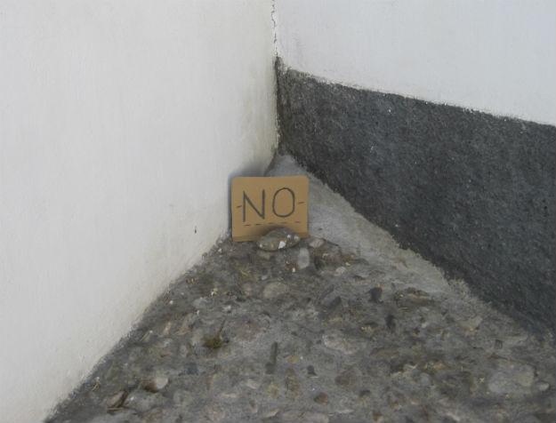 corner no