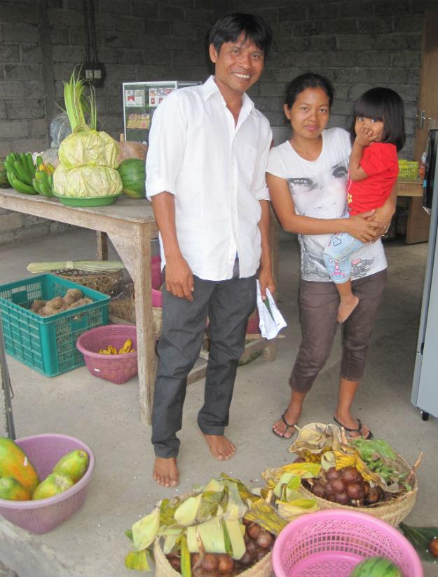 tirta organic farmer