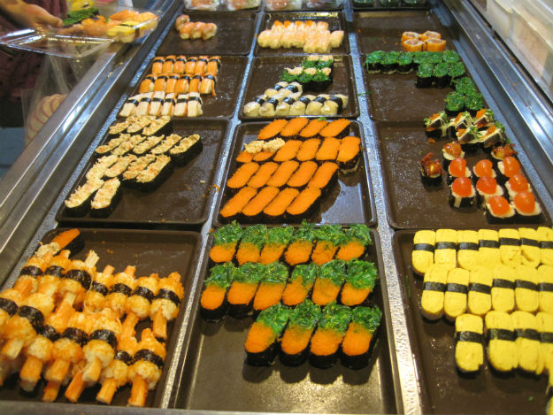 indy market sushi