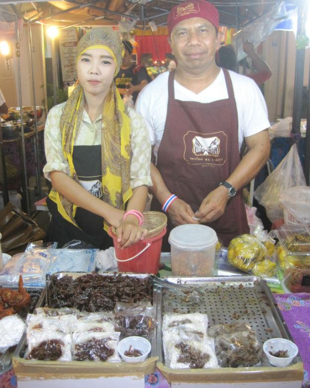 muslim food venders