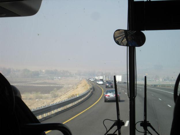 valley smog