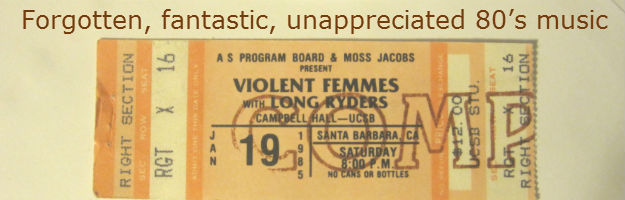 violent femmes ticket