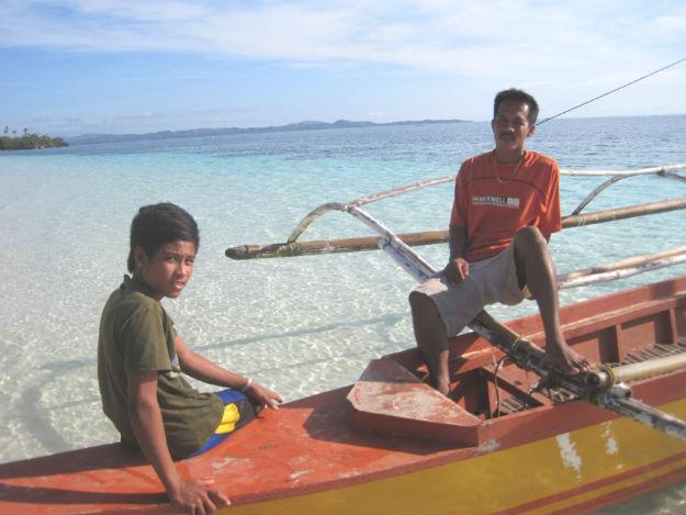 boracay boatman