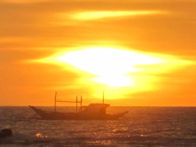 boracay sunset1