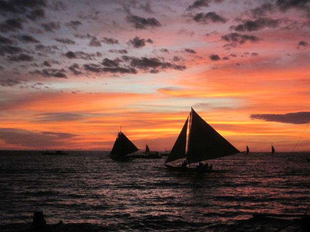 boracay sunset3
