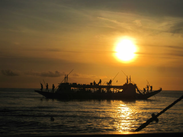 carabao sunrise