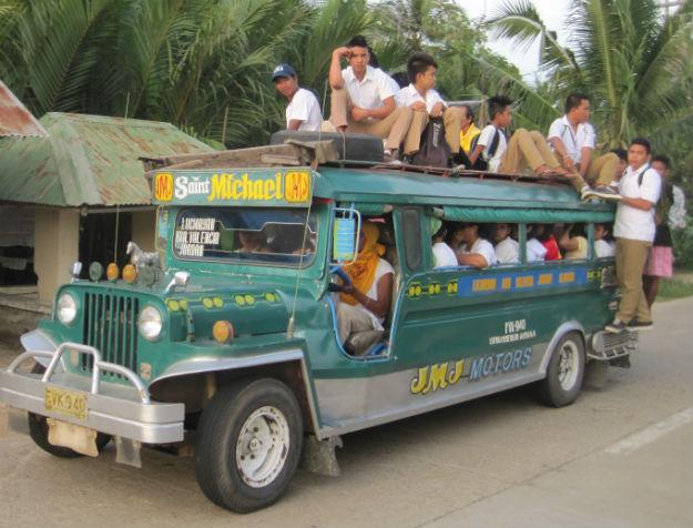 kids jeepney