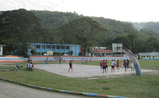 romblon high school