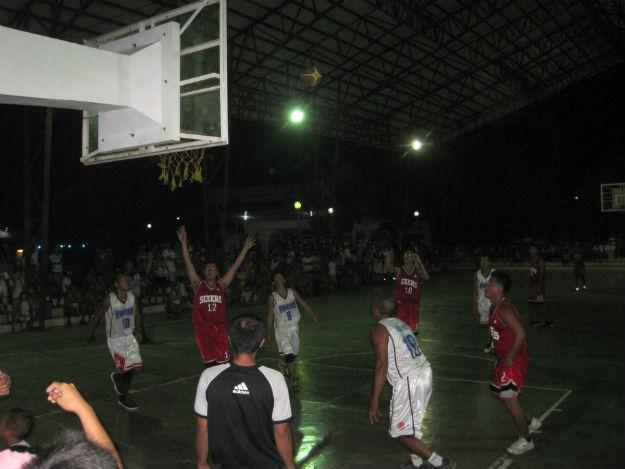 tibiao basketball