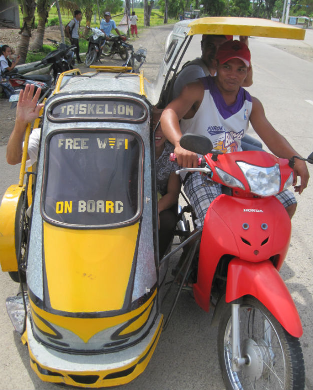 tricycle wifi