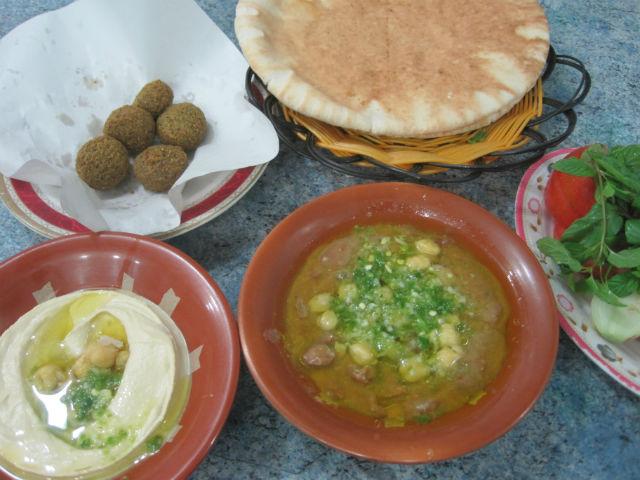 al hashem meal