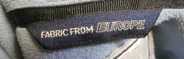 fabric from europe