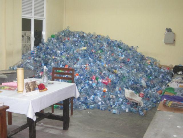 bottles jaffna station