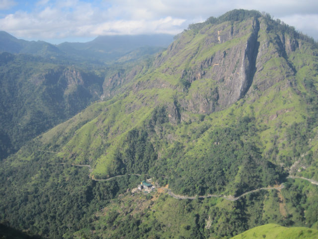 little adams peak view