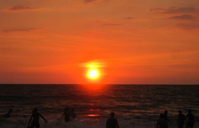 mt lavinia sunset 2