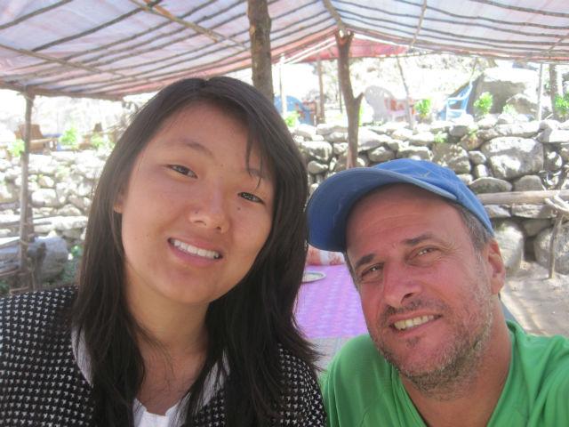 14 year old bamboo girl
