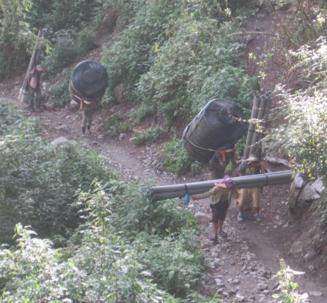 big load porters