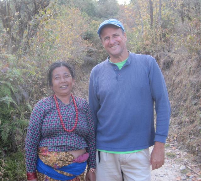 chisapani woman