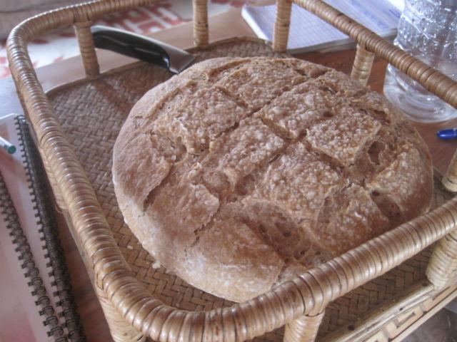 tibetan sourdough bread