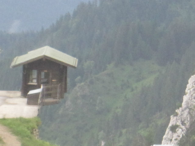 cabin drop