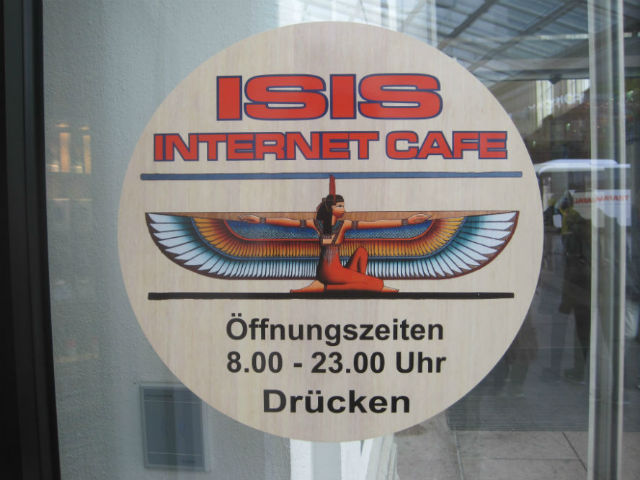 isis cafe