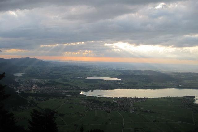 schwangau view