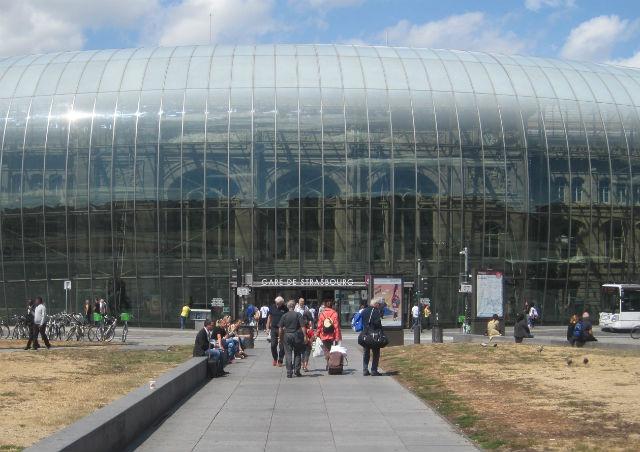 strasbourg gare