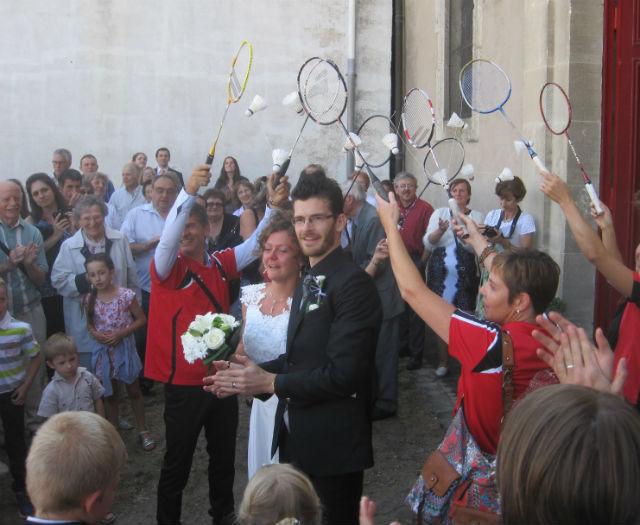 badminton church