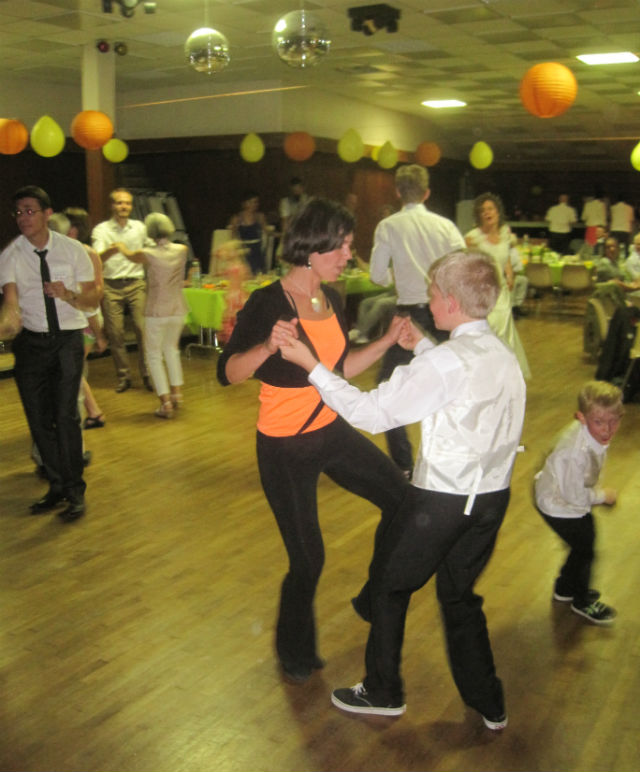 catherine dancing