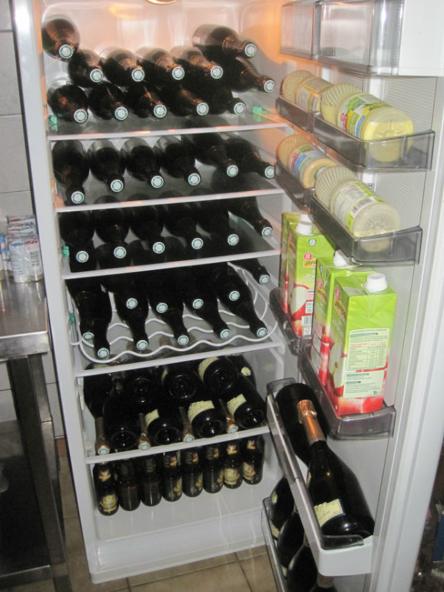 champagne supply