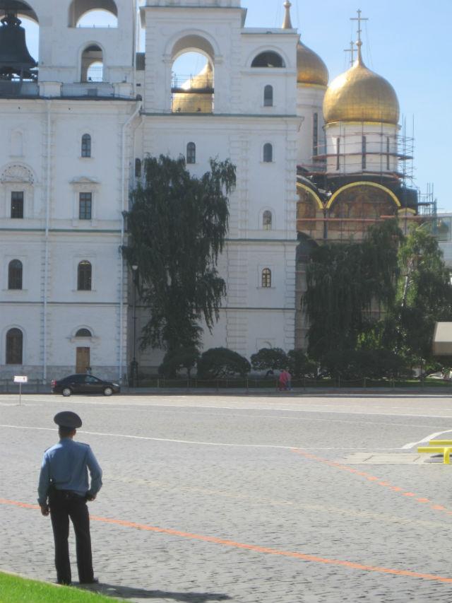 kremlin guard