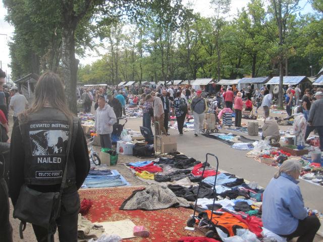spb flea market