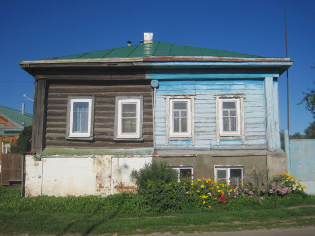 suzdal house paint